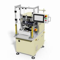 DSW-001PT- 1 Spindle Automatic Coil Winding Machine with Twister